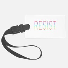 Resist Luggage Tag