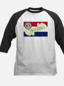 Missouri Scroll Baseball Jersey
