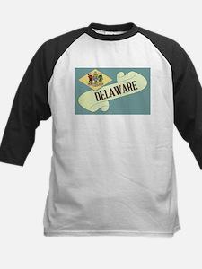 Delaware Scroll Baseball Jersey