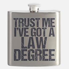 Lawyer Trust Me Flask
