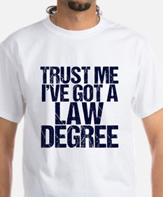 Lawyer Trust Me Shirt