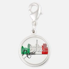 Rome Italy Charms