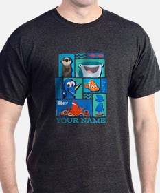 Finding Dory Block Personalized T-Shirt