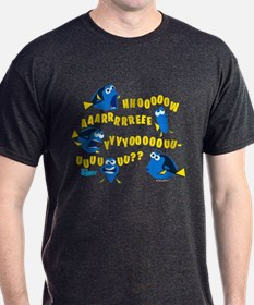 Finding Dory Whale Noises T-Shirt