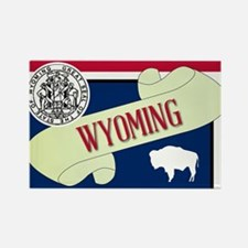 Wyoming Scroll Magnets