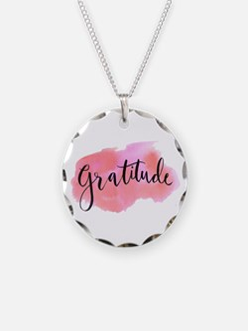 Gratitude Necklace