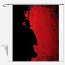 Vampire Grunge Shower Curtain