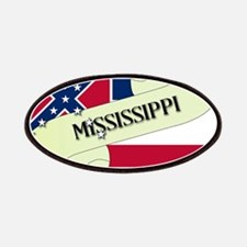 Mississippi Scroll Patch