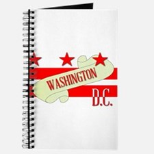Washington DC Scroll Journal