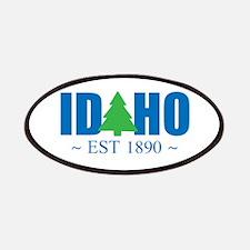 IDAHO - EST 1890 Patch