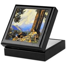Keepsake Box - Hilltop by Parrish