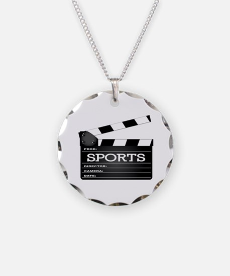 Cool Film production Necklace
