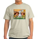 Cherubs / Bull Terrier Light T-Shirt