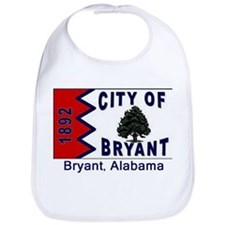 Bryant AL Flag Bib