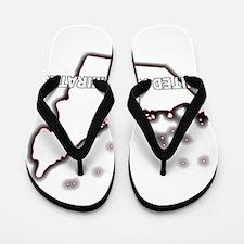 United Arab Emirates Flip Flops