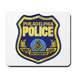 Philly PD Masons Mousepad