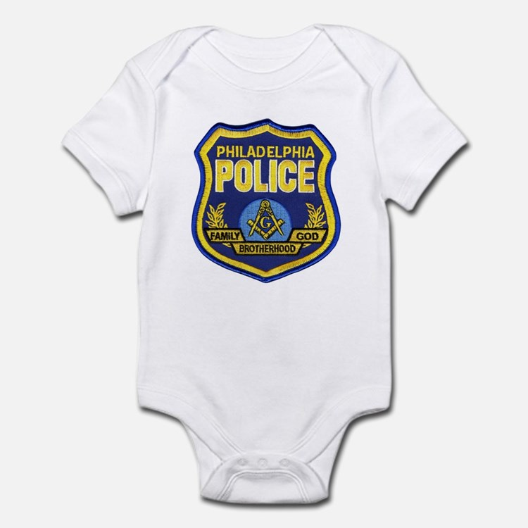 Philly PD Masons Infant Bodysuit