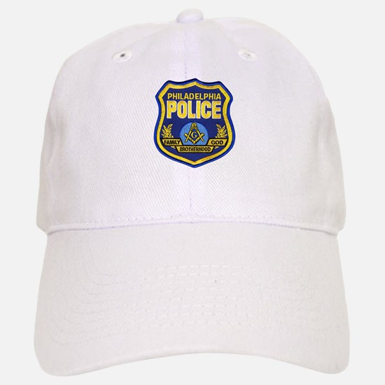 Philly PD Masons Baseball Baseball Cap