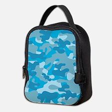 Cute Camouflage Neoprene Lunch Bag
