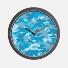 Funny Camouflage Wall Clock