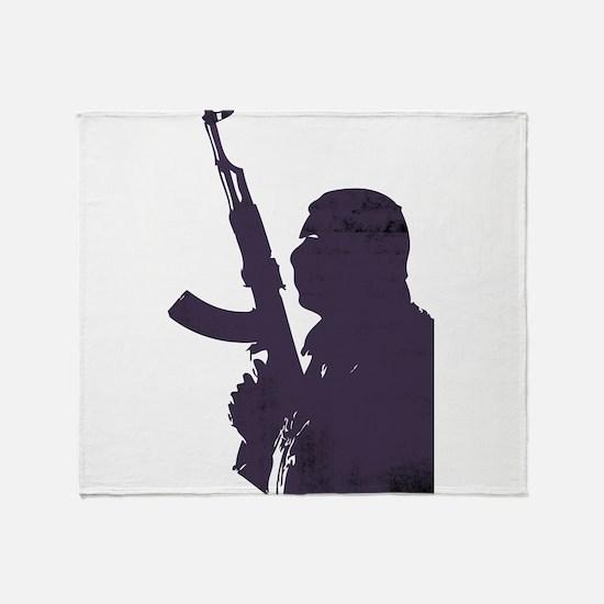 War on Terrorsim Throw Blanket