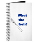 WHAT THE FORK? Journal