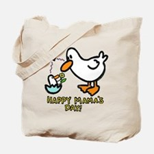 Cute Daisy duck Tote Bag