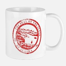 Alaska Seal Stamp Mugs