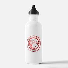 Alaska Seal Stamp Water Bottle