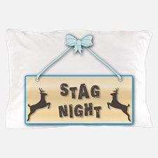 Stag Night Pillow Case