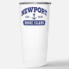 Newport Rhode Island Travel Mug
