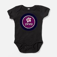 Unique Filipina Baby Bodysuit