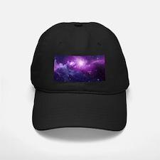 Purple Space Baseball Hat