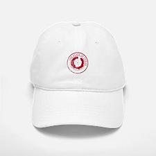 Texas State Rubber Stamp Seal Baseball Baseball Cap
