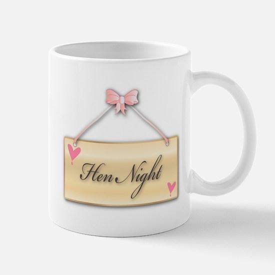 Hen Night Mugs