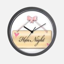 Hen Night Wall Clock