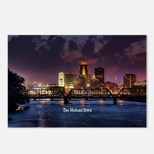 Cute Des moines Postcards (Package of 8)