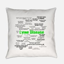 Facts Everyday Pillow