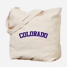 Colorado Tote Bag