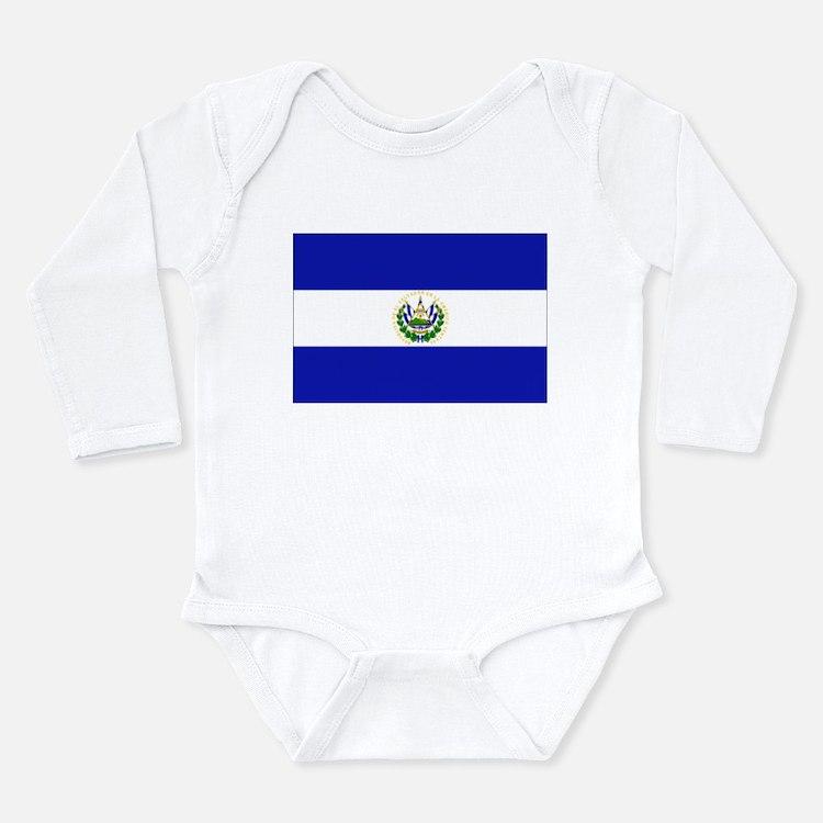 El Salvador Body Suit