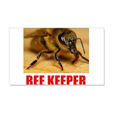 Bee Keeper Wall Decal