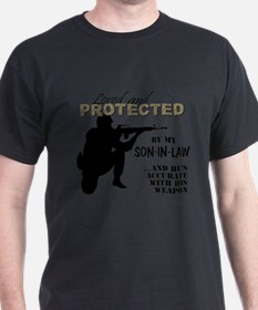 Loved Protected SonInLaw T-Shirt