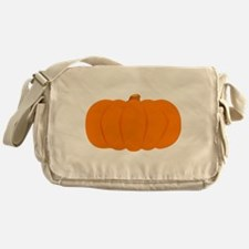 Juicy Pumpkin Messenger Bag