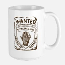 Six Fingered Man Princess Bride MugMugs