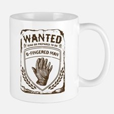 Six Fingered Man Princess Bride Mug Mugs