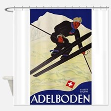 Adelboden Switzerland - Swiss Alps Ski Travel Show