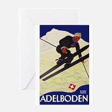 Adelboden Switzerland - Swiss Alps Ski Travel Gree