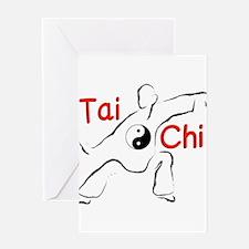 Tai Chi Greeting Cards