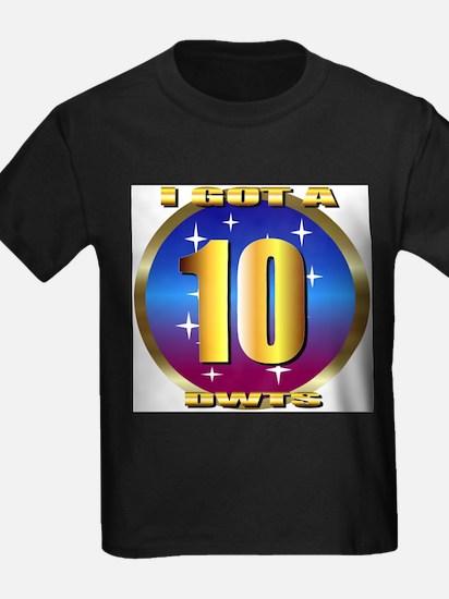 dancing w/stars T-Shirt
