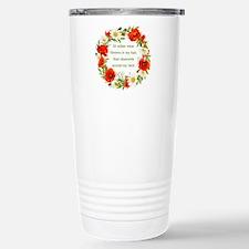 I'D RATHER WEAR... Travel Mug